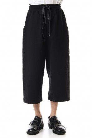 The Viridi-anne 19-20AW Mercerized Fleece lining Wide Pants