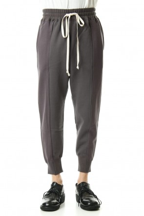 The Viridi-anne 19-20AW Fleece Lining Combination Pants - Gray
