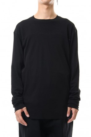 The Viridi-anne 19-20AW Smooth Long Sleeve T-shirts