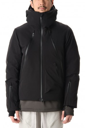 The Viridi-anne 20-21AW Water repellency Stretch Down jacket