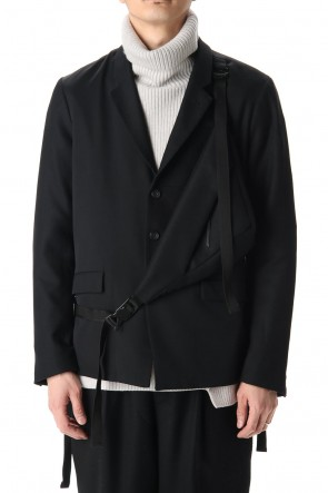 The Viridi-anne 20-21AW Wool jacket