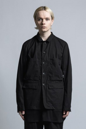 The Viridi-anne 21SS CORDURA NYLON COTTON Water-Repellent Jacket