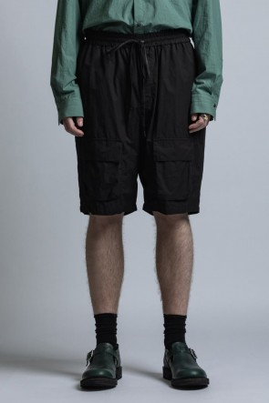 The Viridi-anne 21SS Compact Twill Shorts