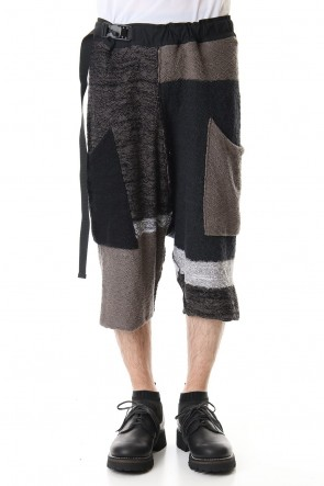 The Viridi-anne 20SS DANIEL ANDRESEN collaboration Knit shorts