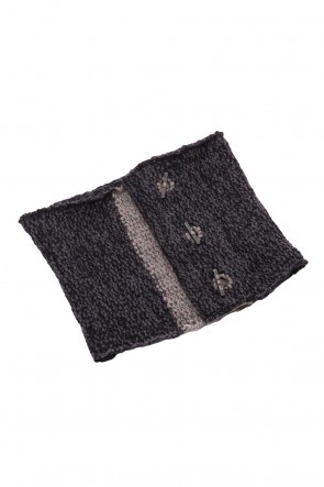 The Viridi-anne 20-21AW DANIEL ANDRESEN collaboration Neck warmer