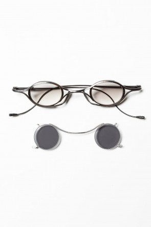 The Viridi-anne 20SS RIGARDS collaboration Sunglasses - Antique Black