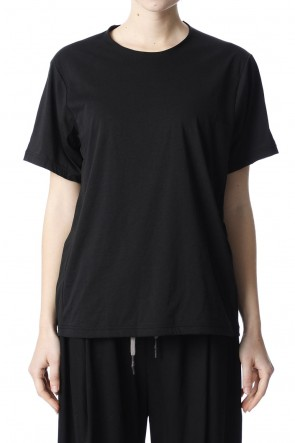 H.R 6 20SS Classic Short sleeve Black for women