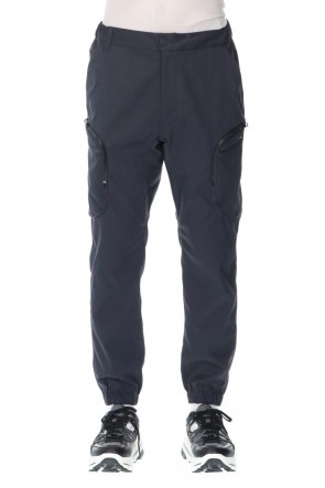 White Mountaineering21-22AWTwilled stretched Jogger pants