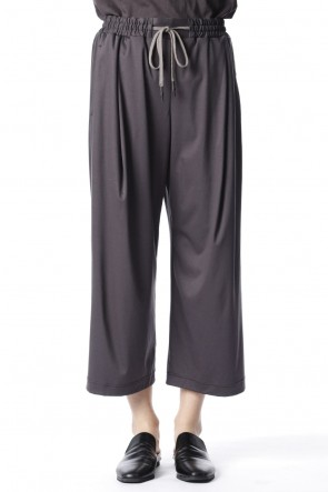 H.R 6 20SS Classic Baggy Pants for women Gray