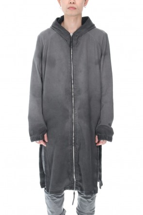 11 BY BORIS BIDJAN SABERI 21SS Z4 - Dirty Gray / Cold Dye