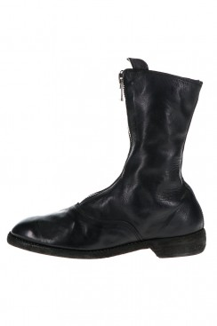 Guidi Classic 310 - Front Zip Army Boots