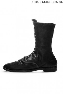 Guidi Classic 312 - Laced Up Top-Ankle Boots