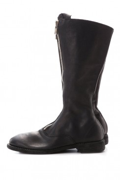 Guidi Classic 410 - Long Front Zip Army Boots
