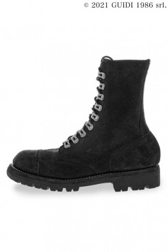Guidi Classic 5306 - Laced Up Top-Ankle Boots