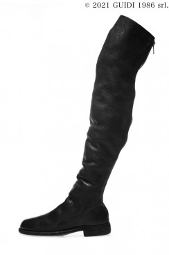 Guidi Classic 9012 -Back Zip Over-The-Knee Boots