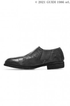 Guidi Classic 990 - One Piece Side Goa Loafer