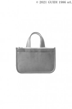 Guidi Classic BTC05 - Small Leather Beauty Divider Bag