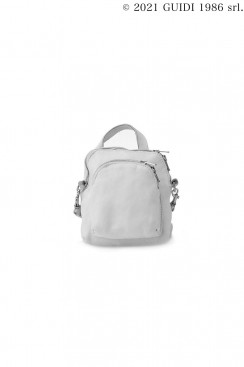 Guidi Classic DBP05_MINI - Extra Small Leather Backpack