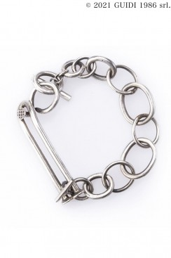 Guidi Classic G-BR16 - Chain of Nails Bracelet