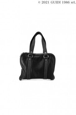 Guidi Classic GB00 - Small Leather Carryall Bag