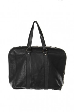 Guidi Classic GB2A - Leather Carryall Shoulder Bag