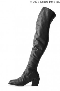 Guidi Classic SB12 - Back Zip Over-The-Knee Boots