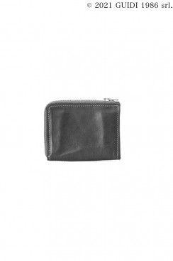 Guidi Classic W7 - Leather Wallet