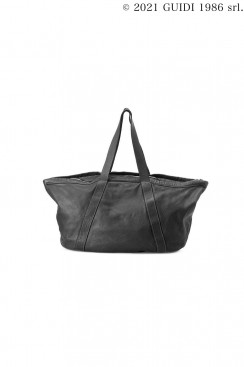 Guidi Classic WK01M - Leather Weekender Bag