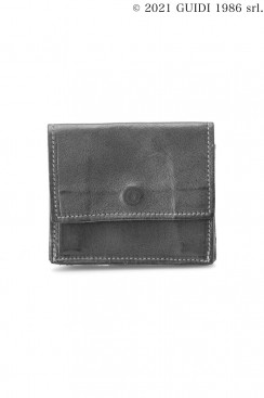 Guidi Classic WT01 - Leather Double Wallet