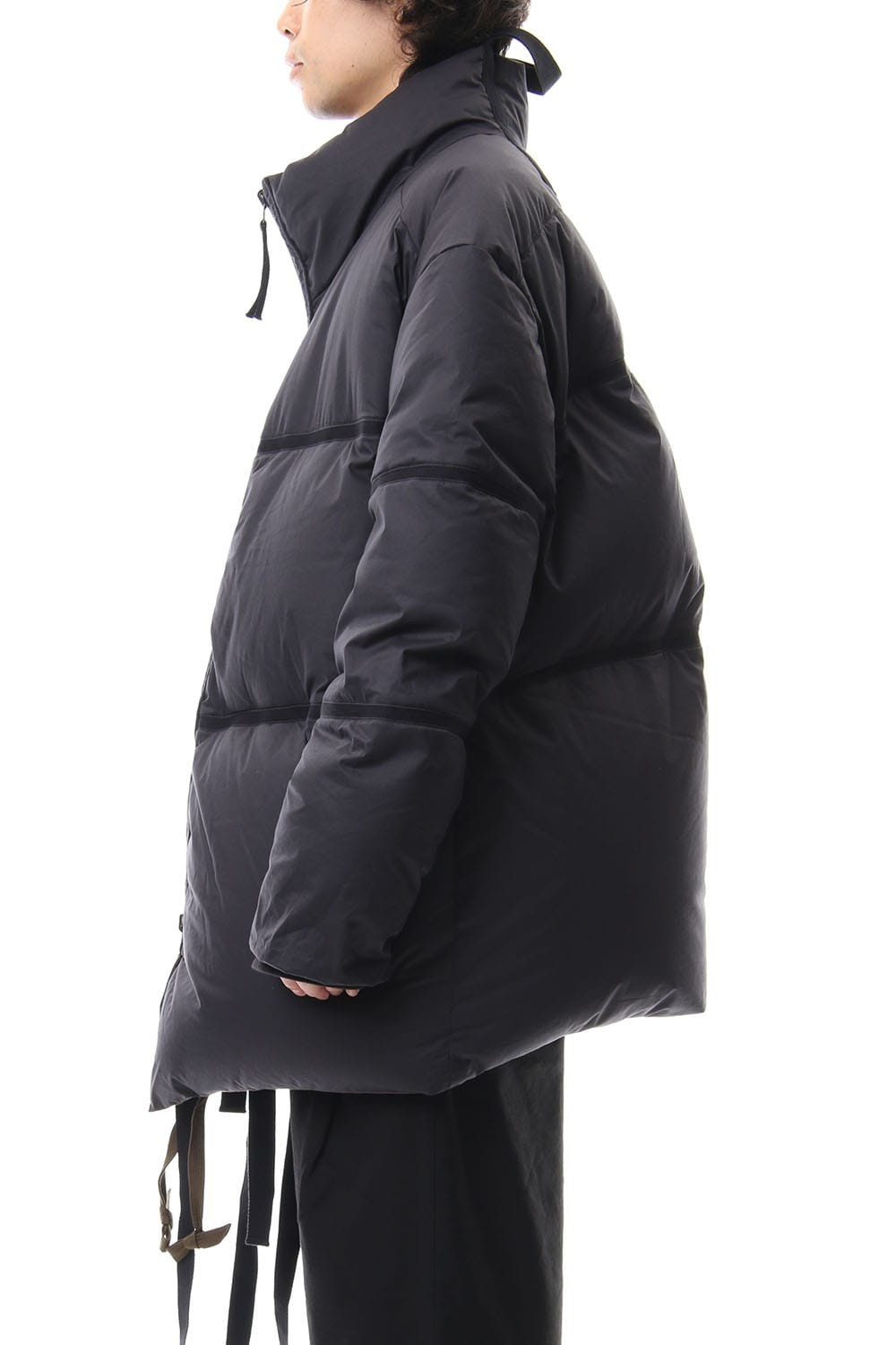 Over Sized Down Jacket