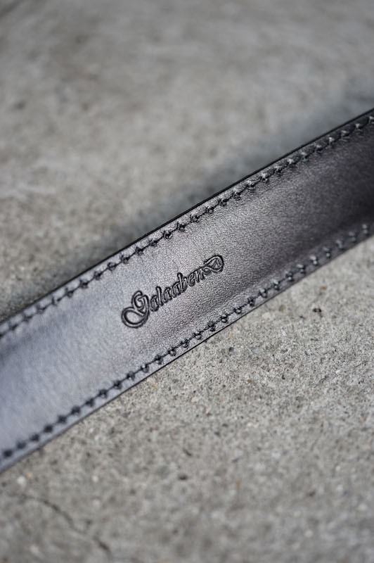 GalaabenD 16SS BASIC Cow Clear Face Belt