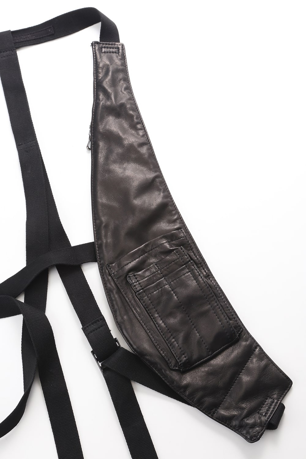 LEATHER HOLSTER BODY BAG