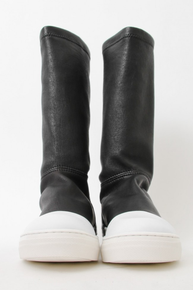 """16AW ARAIA KIDS """"JOY COLORS"""" NERO Switching Long Sneakers SIZE 26 (2〜3 Years old)"""