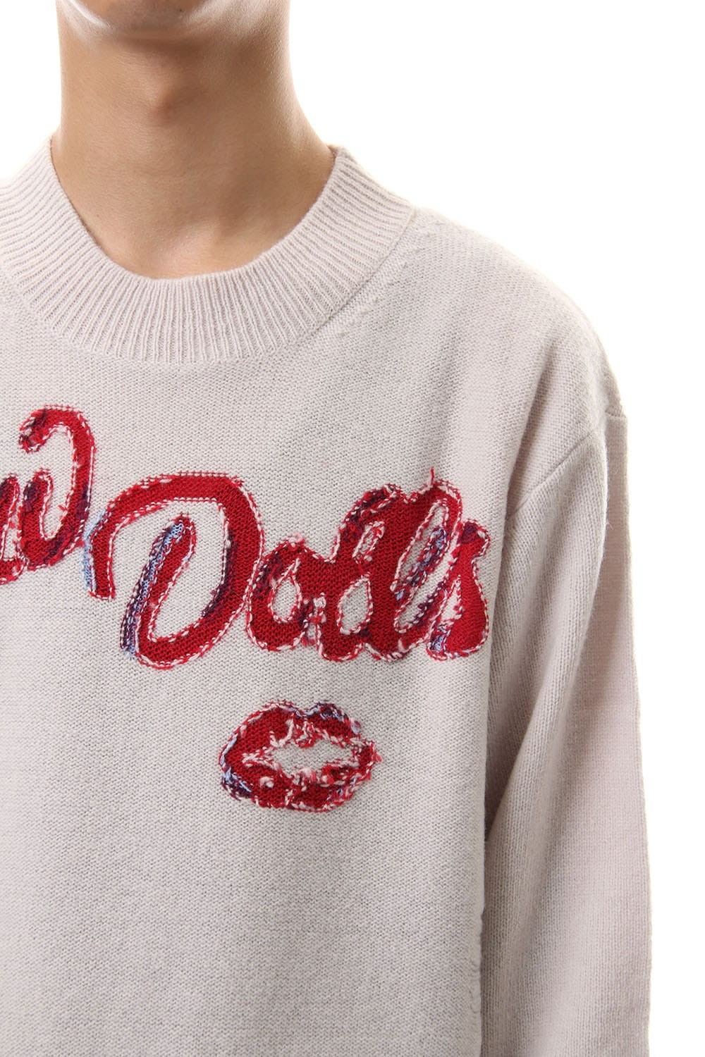 New Dolls sweater Off White