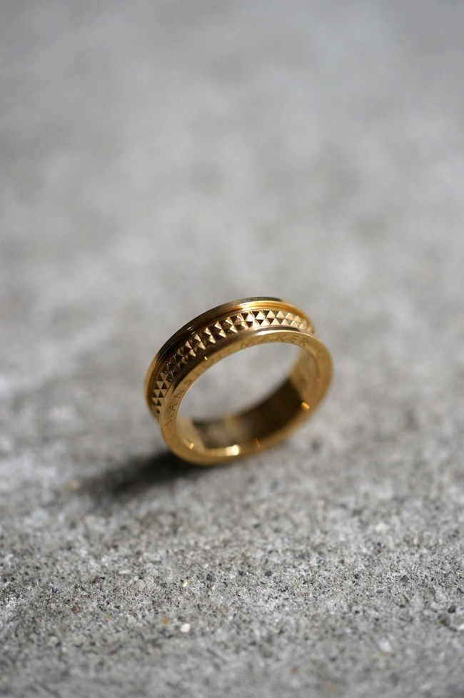 17SS PERMANENT LINE SURGICALSTAINLESS RING Q003