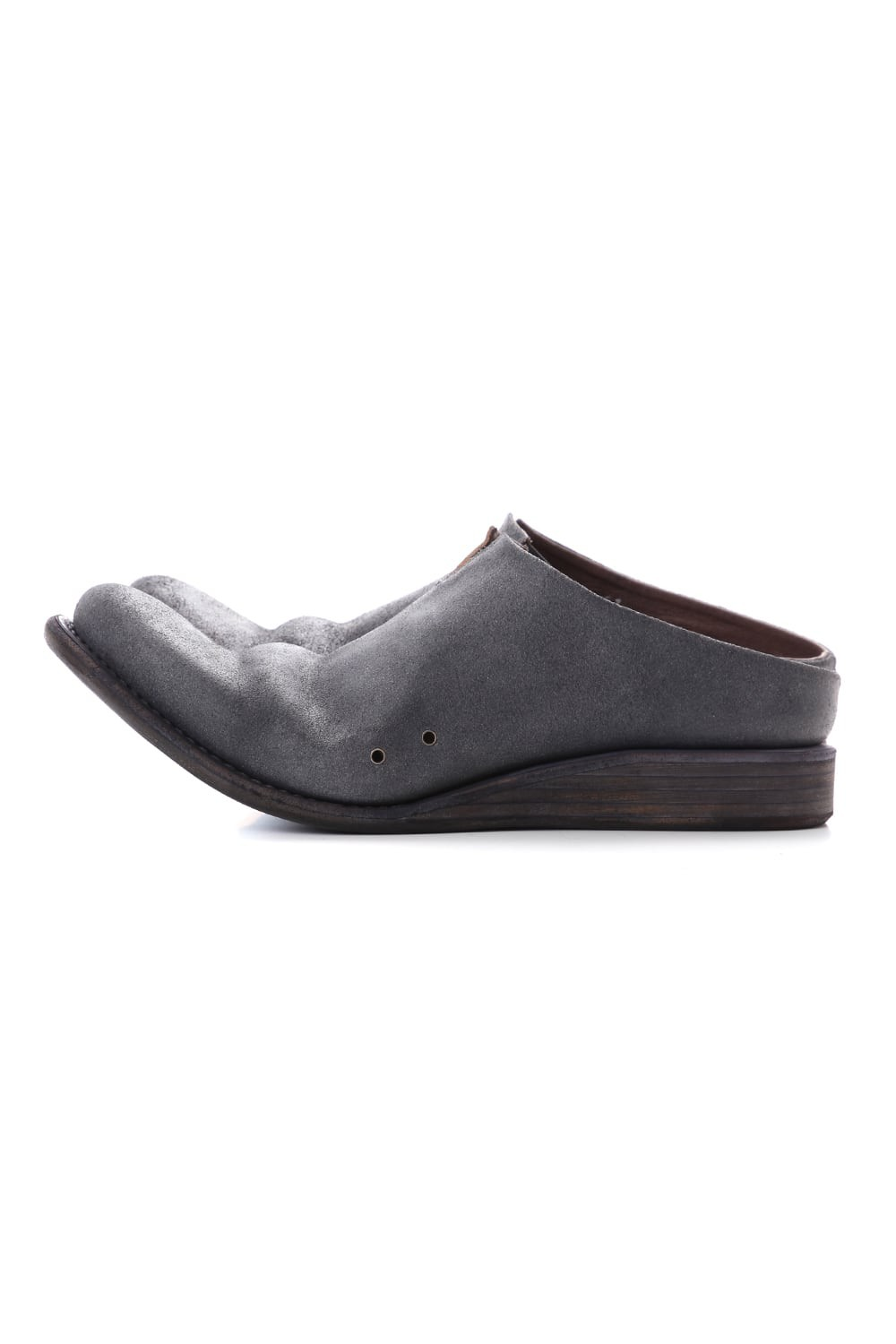 Sandal Guidi Calf - Ice Gray Reverse