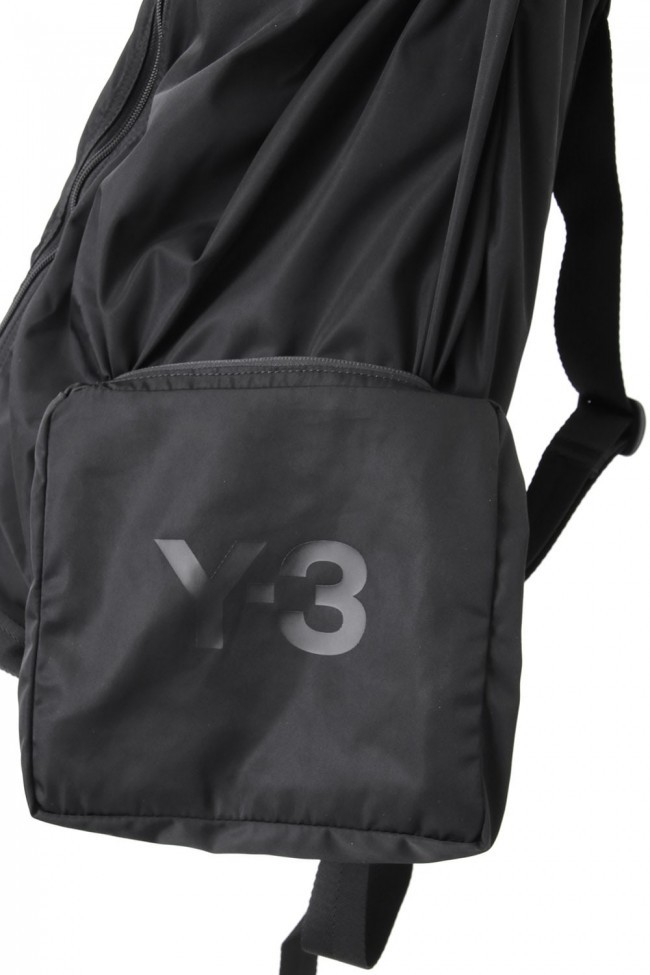 17SS PACKABLE BAG BLACK