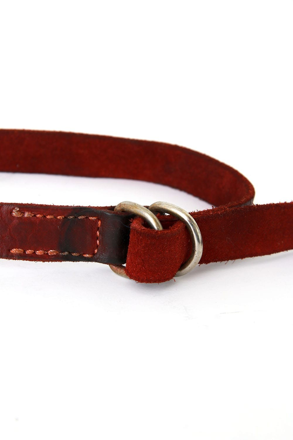 Bison Leather Belt