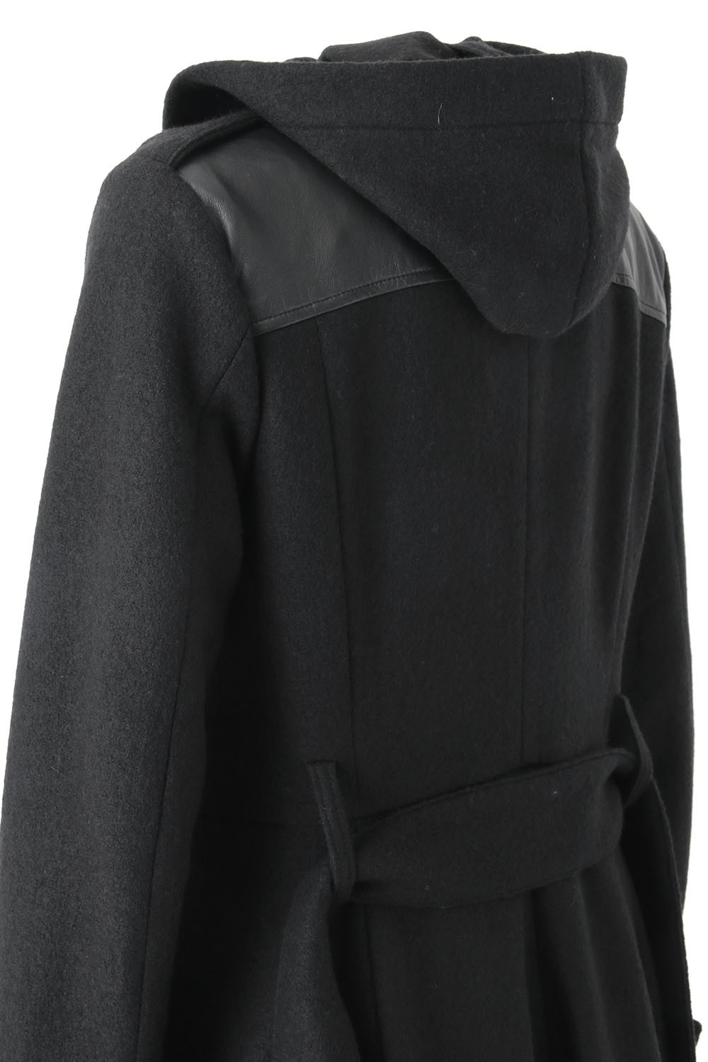 Hooded Trench Coat - ag-1017-1