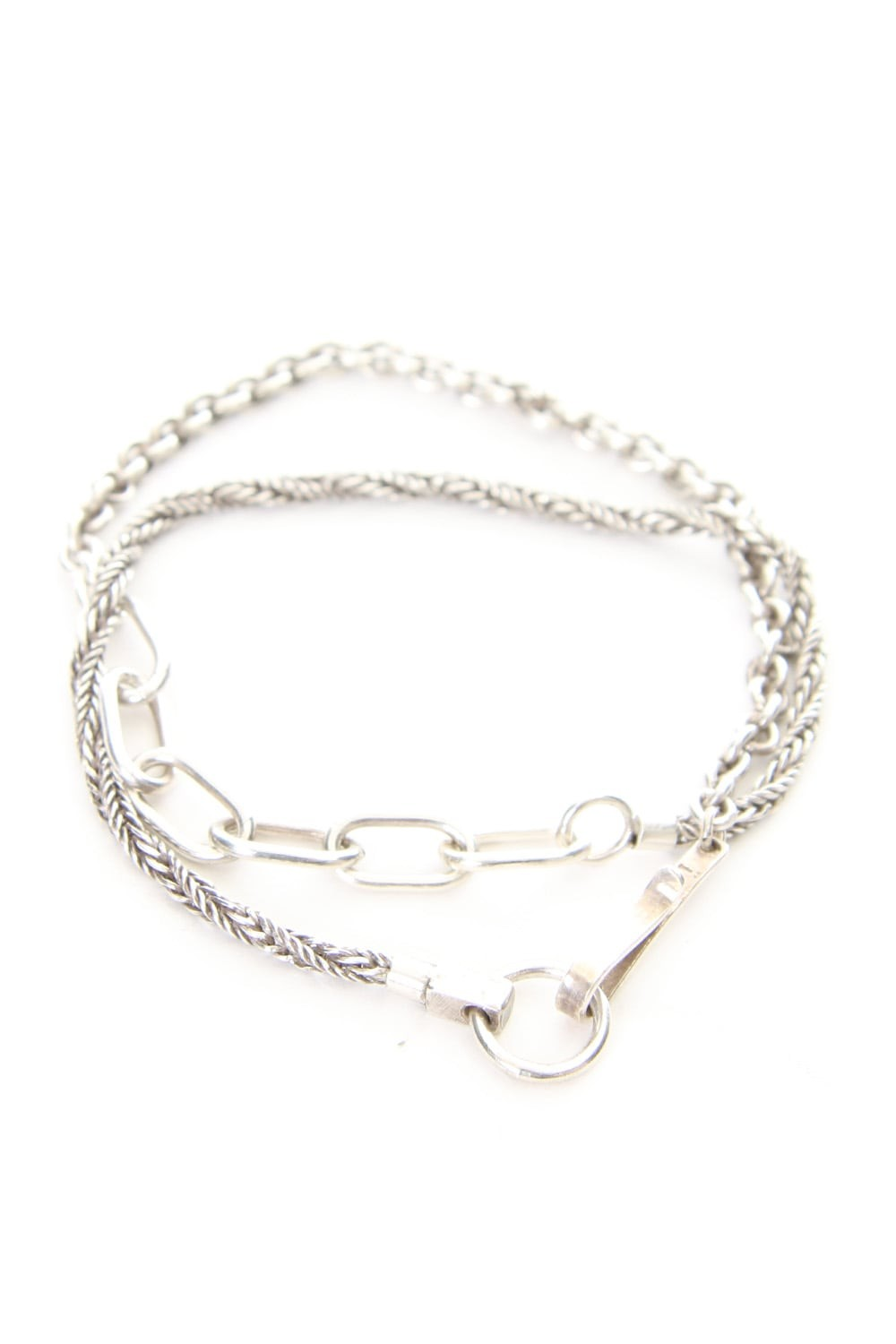 Triple Combination Chain Bracelet - io-02-081