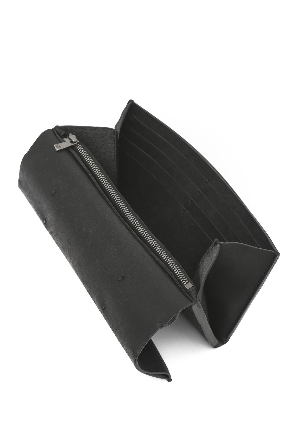 Cow Leather Long Wallet - OKSP