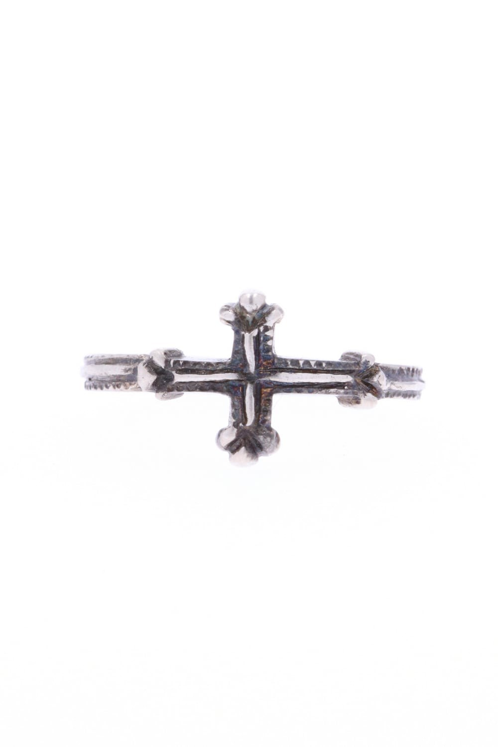 RING SYMBOL CROSS