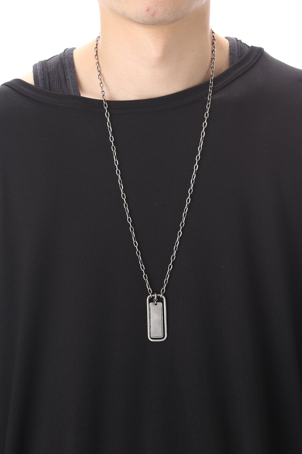 NECKLACE TUBE TAG