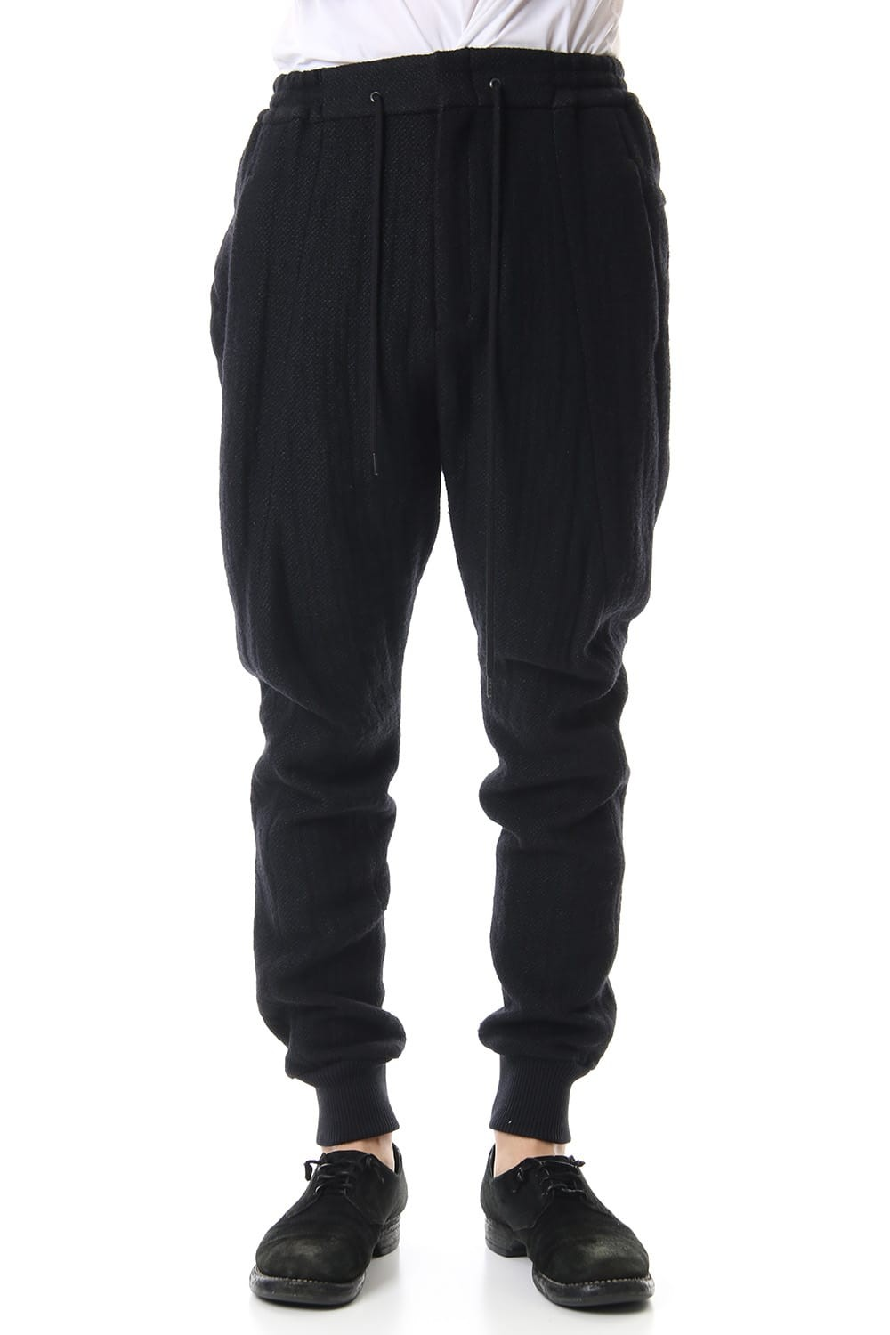 Double Face Easy Pants