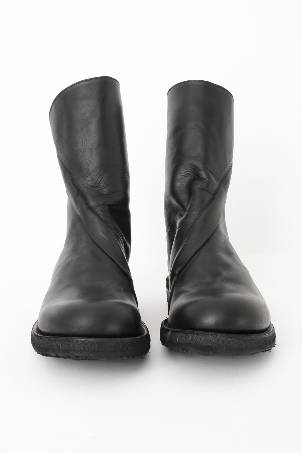 16AW  Twist ZIP Boots (SMOOTH)