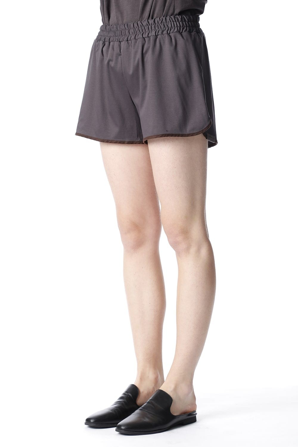 Classic Short Pants for women Gray