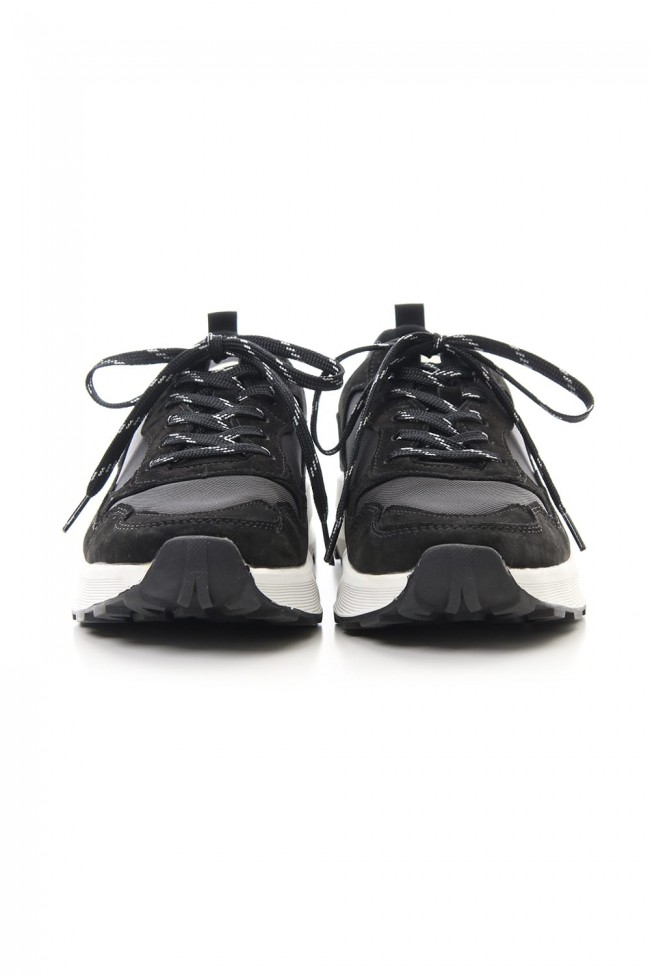 Combination Sneaker - Black