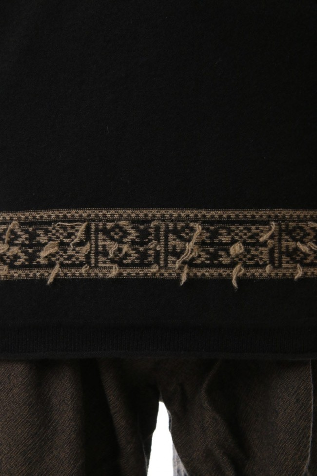 Embroidery Design Knit Tops