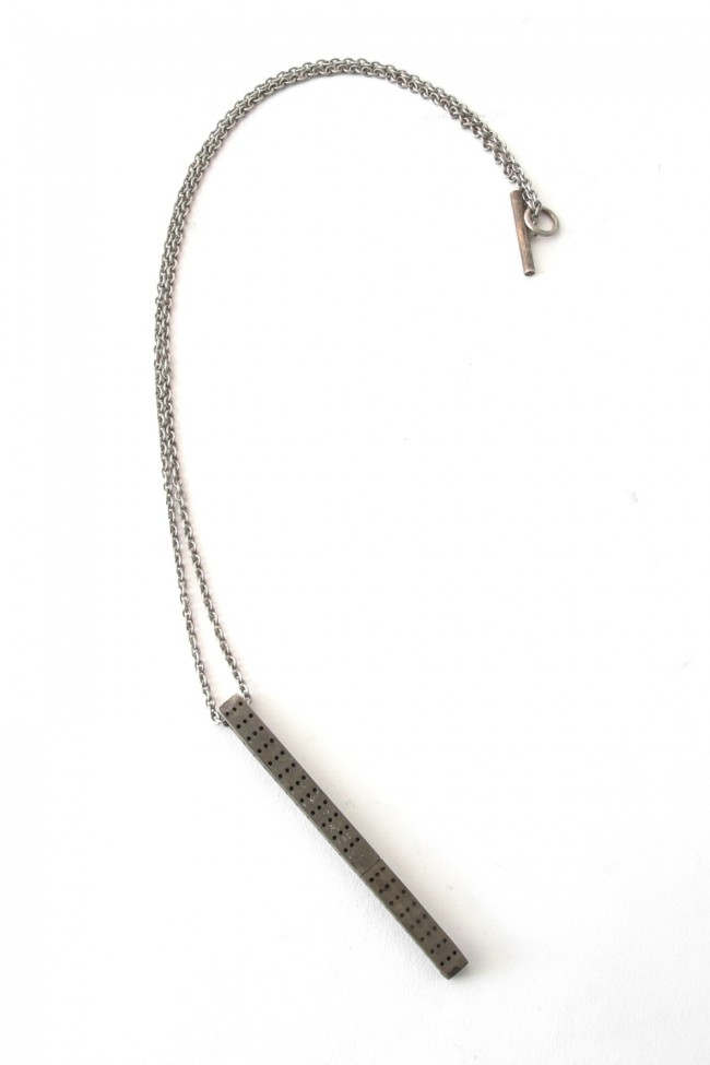 Parts of Four 17-18AW Cubold Necklace