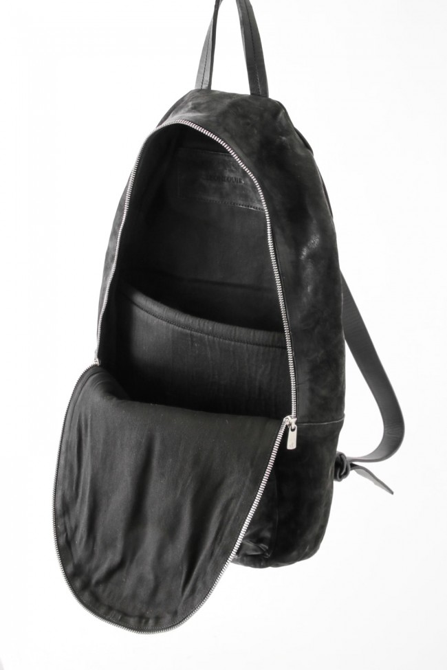 17SS/ DOUBLE ZIP BACKPACK